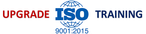 ISO2015 Upgrade training