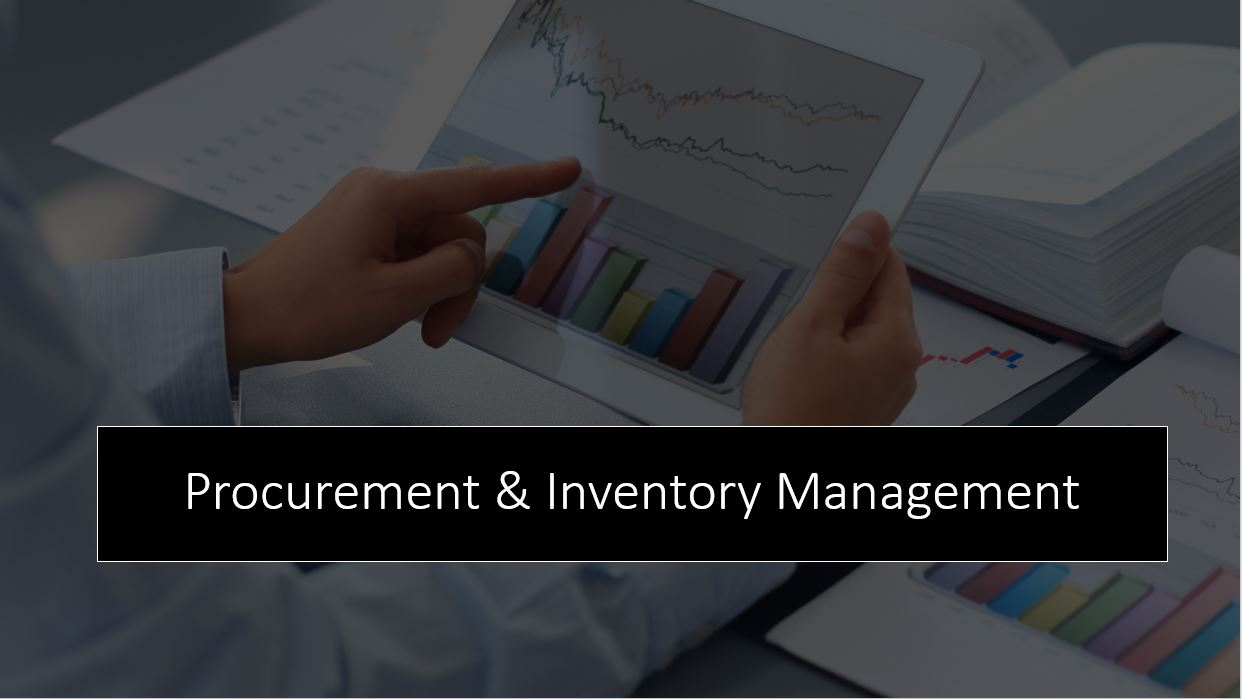 STRATEGIC PROCUREMENT & INVENTORY MANAGEMENT, Malaysia