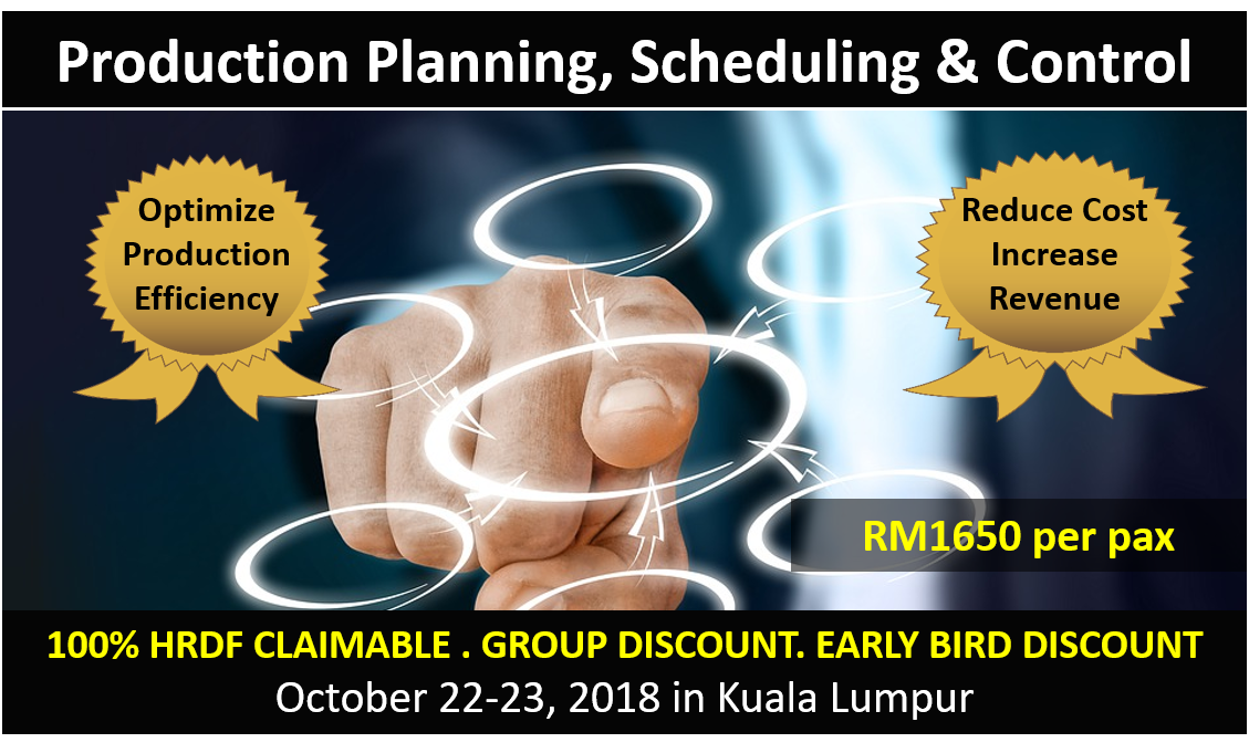 production planning training malaysia